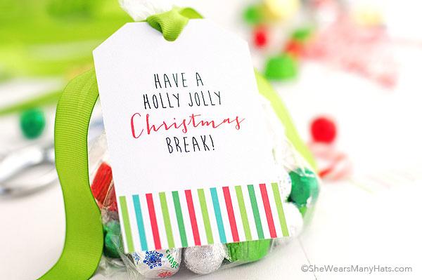printable christmas goodie bag tags