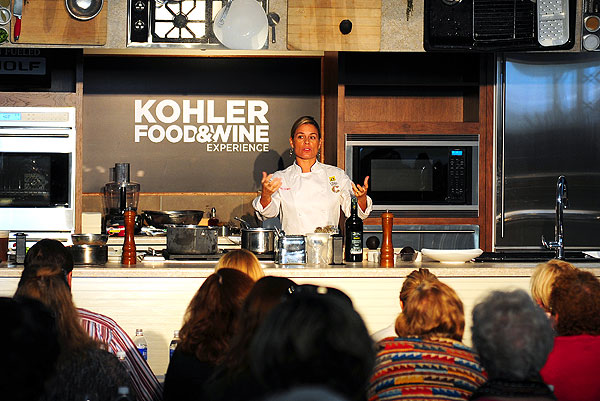 Kohler Food and Wine Experience