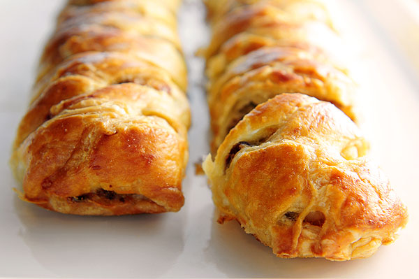 Sausage Apple Puff Pastry Braid Recipe She Wears Many Hats