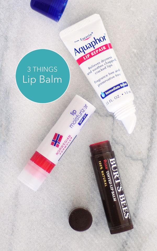 Favorite Lip Balm