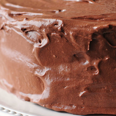 Malted Buttercream Chocolate Frosting Recipe