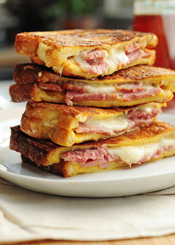 Monte Cristo Sandwich Food Network