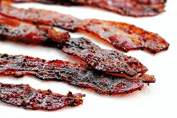 Easy Candied Bacon Recipe