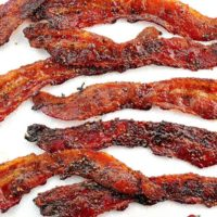 Grilled Candied Bacon Recipe