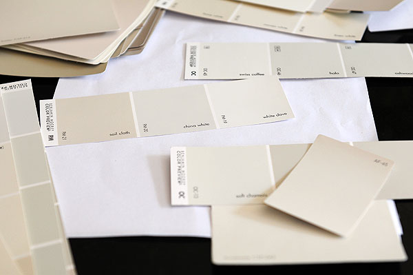 Simple Tips for Choosing Paint Colors