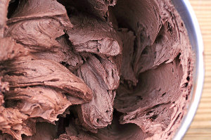 Dark Chocolate Buttercream Frosting Recipe