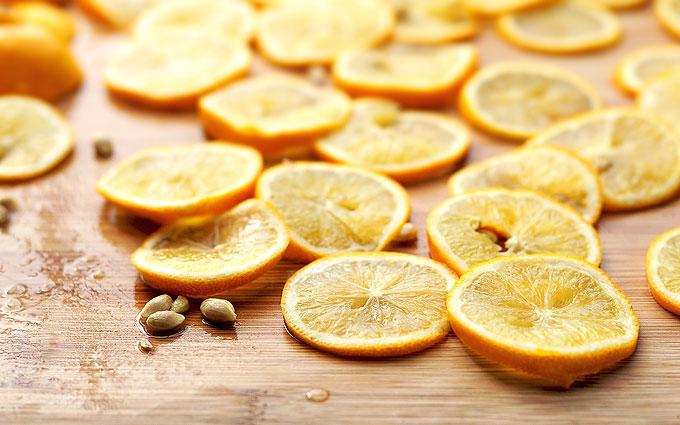 Candied Meyer Lemon Recipe