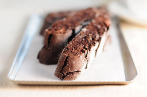 Easy Double Chocolate Biscotti Recipe