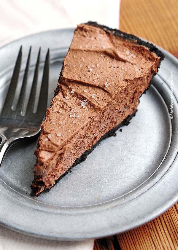 Easy chocolate caramel pie recipes
