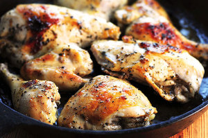 Coconut Milk Baked Chicken Recipe