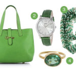 15 Green Accessories for St. Patricks Day
