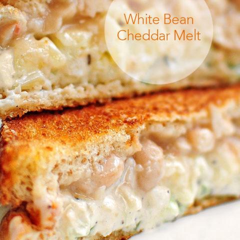 White Bean Cheddar Melt Recipe