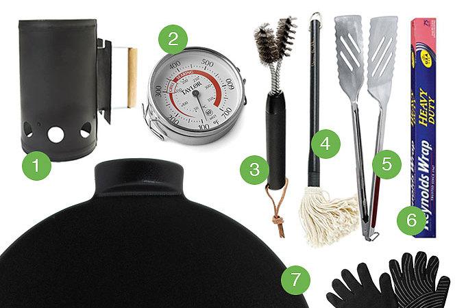 12 Grilling Essentials
