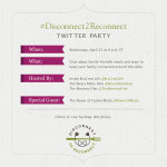 twitter party invite