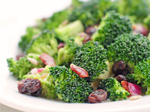 Broccoli Salad Recipe She Wears Many Hats
