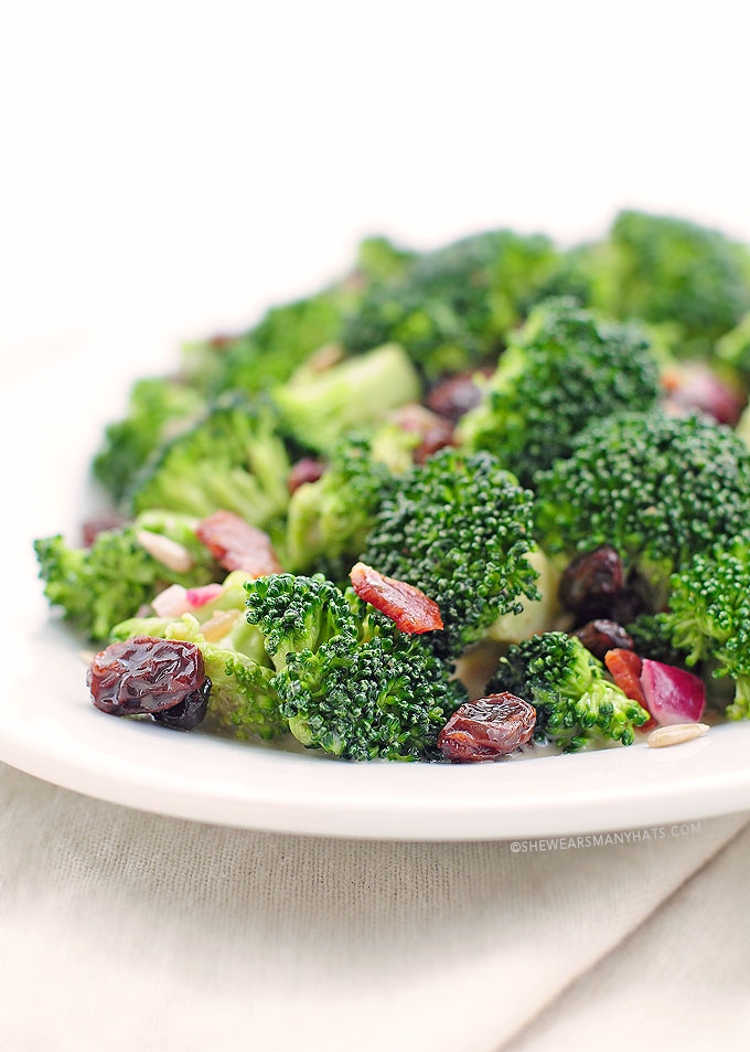 Broccoli Salad Recipe