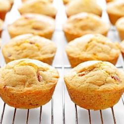 Ham and Cheese Breakfast Muffins Recipe