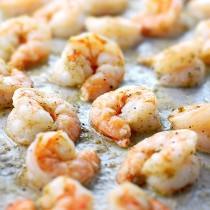 Easy Ginger Lime Roasted Shrimp Recipe