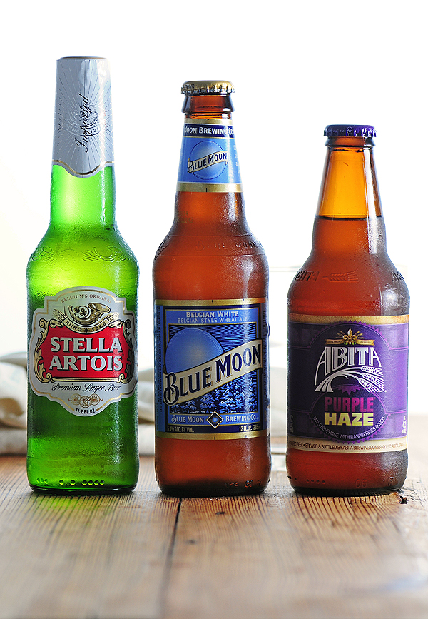3 Favorite Beers