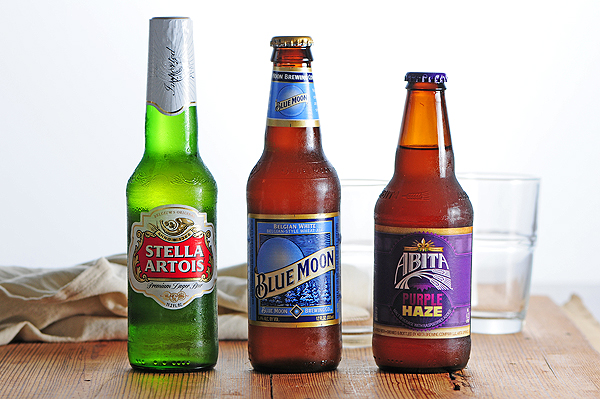 3 Things favorite beers