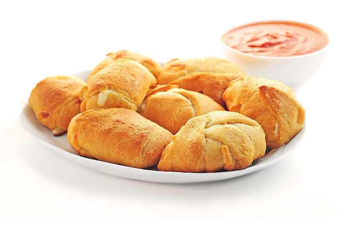Easy Cheesy Mozzarella Bites Recipe