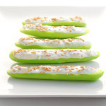 Cucumber Boats with Easy Greek Yogurt Dip Recipe