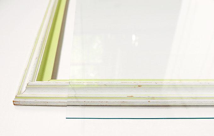 DIY Dry Erase Board or Wipe Board