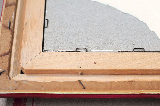 DIY Wipe Board