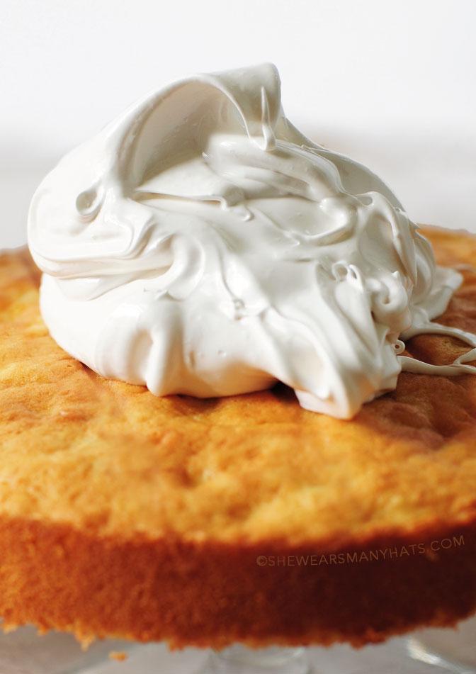 Easy 7 Minute Vanilla Frosting Recipe