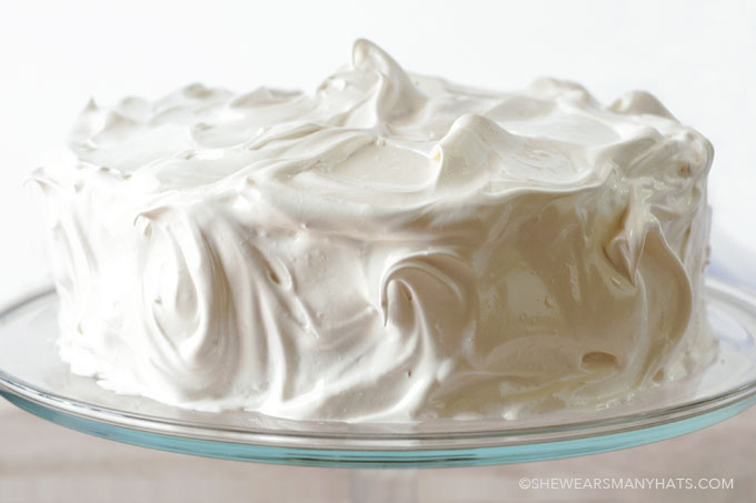Easy 7 Minute Vanilla Frosting Recipe | She Wears Many Hats