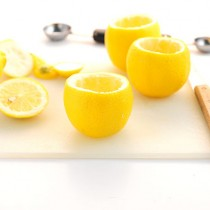 How to Make Lemon Cups