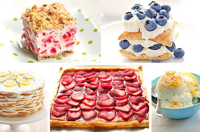 25 Perfect Mother's Day Desserts