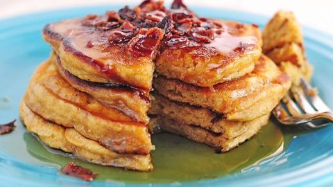 Sweet Potato Pancake Recipe She Wears Many Hats