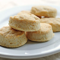 Easy Whipped Cream Biscuit Recipe