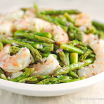 Asparagus and Shrimp Salad Recipe