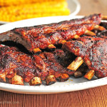 Easy Chipotle Baby Back Ribs Recipe | shewearsmanyhats.com