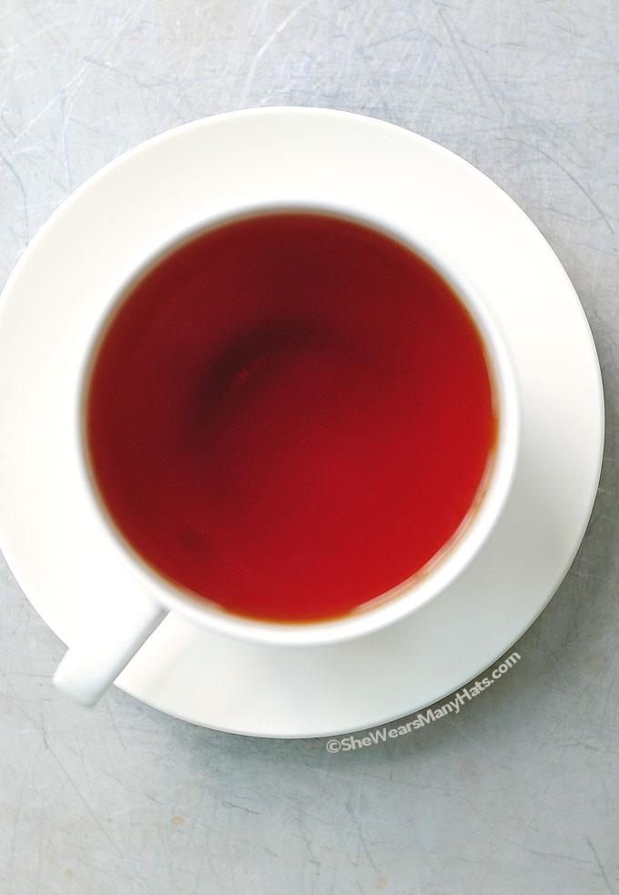How to Make Tea with Loose Leaf Tea | She Wears Many Hats