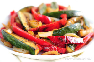Easy Mediterranean Vegetables Recipe