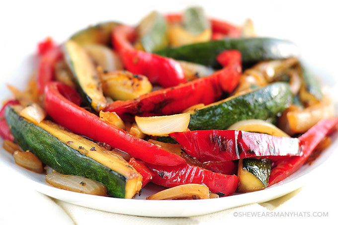 Easy mediterranean vegetables recipe she wears many hats easy mediterranean vegetables recipe forumfinder Images
