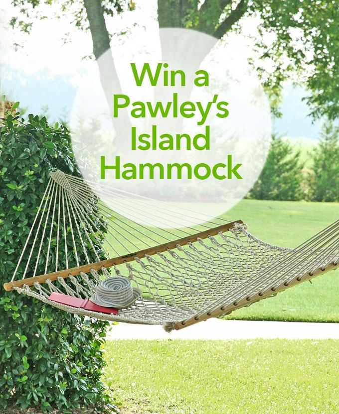 island hammock giveaway - Pawleys Island Hammock