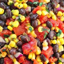 Black Bean Corn Salsa Recipe