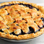 Easy Blueberry Pie Recipe