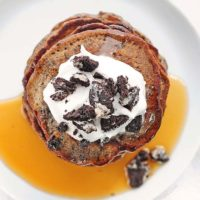 Easy Oreo Pancakes Recipe