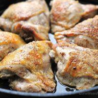 Beer Braised Chicken Recipe