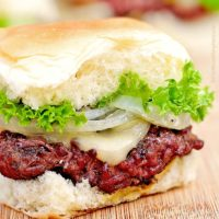 Gouda Grilled Onion Sliders Recipe