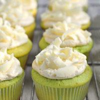Pistachio Cupcakes Recipe