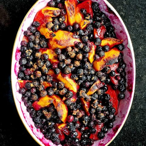 Easy Roasted Fruit Recipe