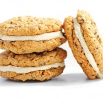 chocolate chip oatmeal creme pies