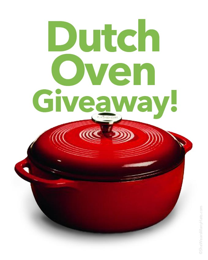 dutch oven giveaway