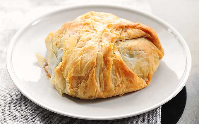 bake brie